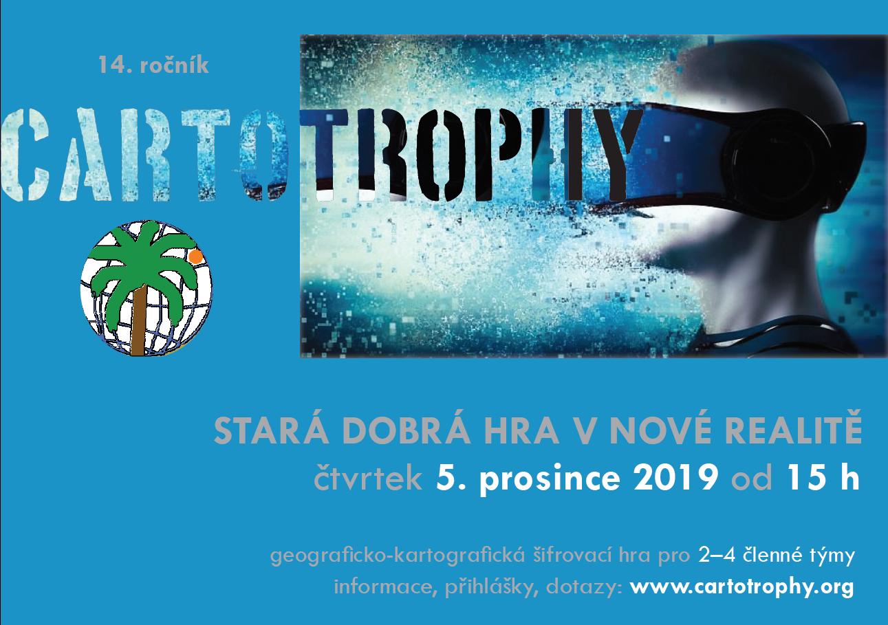 plakát Cartotrophy 2019