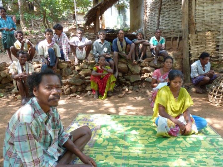Field familiarization visit prior to a research in Telladiballu