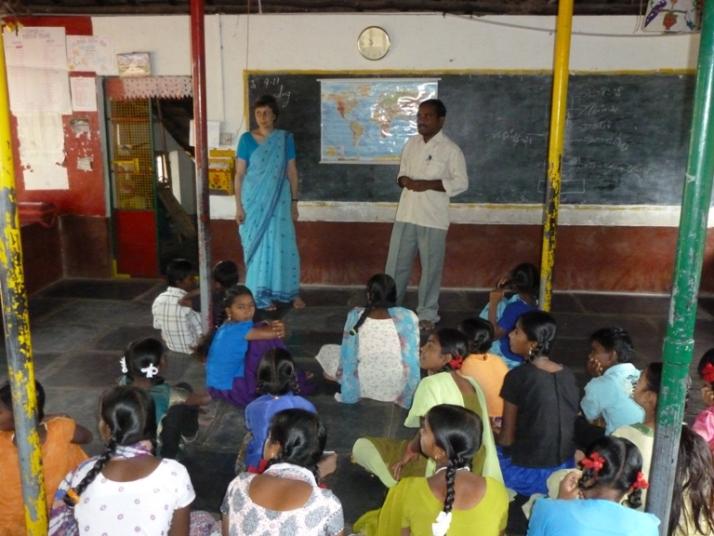 School in Timbaktu
