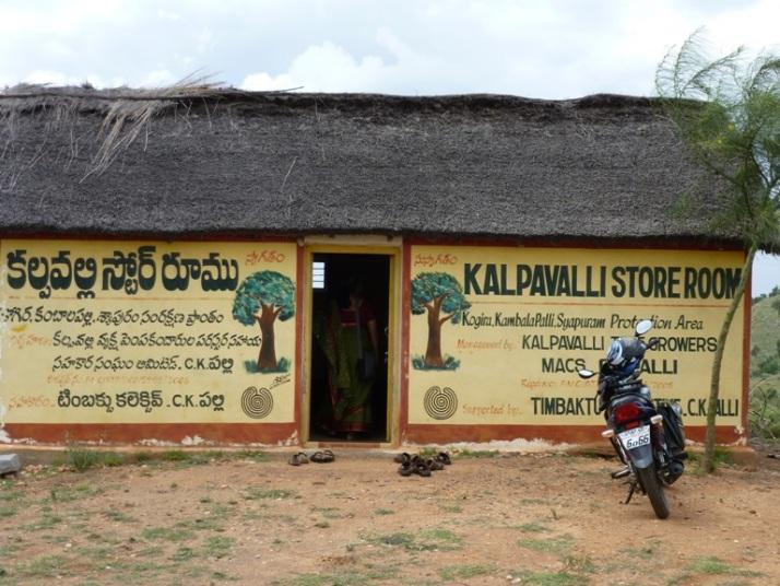 Store room in Kalpavalli