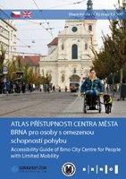 Atlas přístupnosti centra města Brna pro osoby s omezenou schopností pohybu