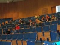 Vystoupení na Univerzitě Pardubice